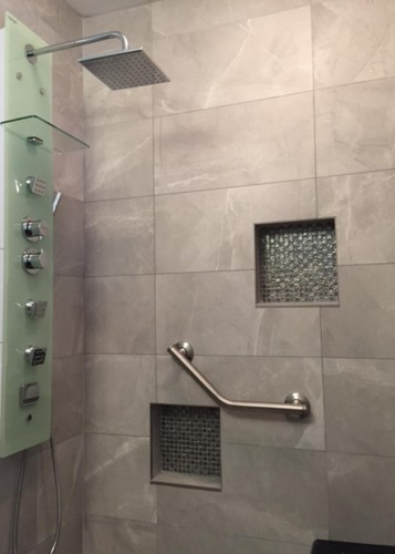 Custom Bathroom Renovation In Kitchener Waterloo - Bathroom shower renovations photos
