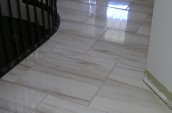 New Tile Flooring Renovation in Kitchener & Waterloo